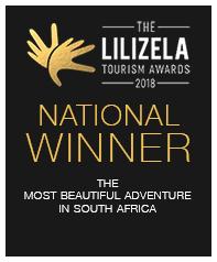 Lilizela Tourism Awards Winner