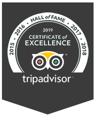 Tripadvisor Hall of Fame Attraction