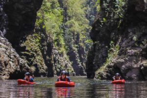 Tubing Adventures Storms River Gorge