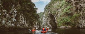 Kayak and Lilo Adventure Storms River Tsitsikamma National Park